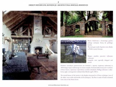 Pełna rekonstrukcja i adaptacja na budynek mieszkalny
