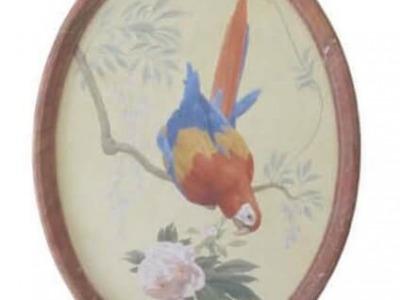 Malarstwo ścienne w technice al fresco buono.