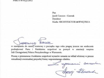 projekt_aranzacji_wnetrza_palac_prezydencki