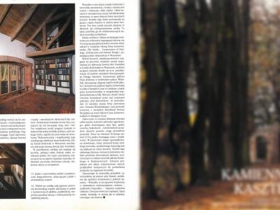 """KaDom i Wnętrze - nr. 2 1997 """"Kamienny kasztel"""" cz. 3"""