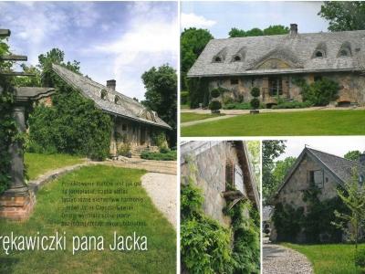 """Weranda - nr. 4 2012 """"Rękawiczki Pana Jacka"""" cz. 1"""